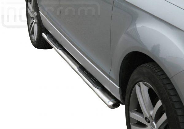 Audi Q7 2006 2015 - Ovális oldalfellépő - mt-192