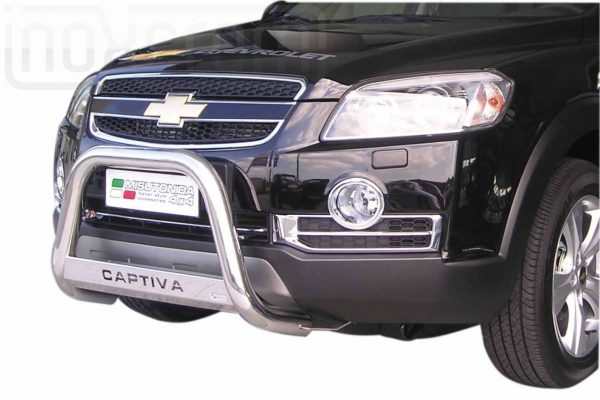 Chevrolet Captiva 2006 2010 - EU engedélyes Gallytörő rács - feliratos - mt-153