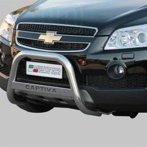 Chevrolet Captiva 2006 2010 - EU engedélyes Gallytörő rács - feliratos - mt-220