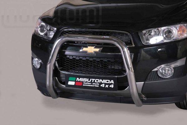 Chevrolet Captiva 2011 - EU engedélyes Gallytörő rács - U alakú - mt-157