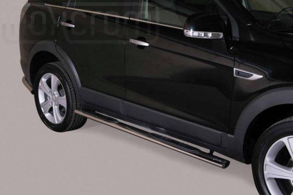 Chevrolet Captiva 2011 - Ovális oldalfellépő - mt-192