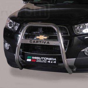 Chevrolet Captiva 2011 - EU engedélyes Gallytörő rács - magasított feliratos - mt-218