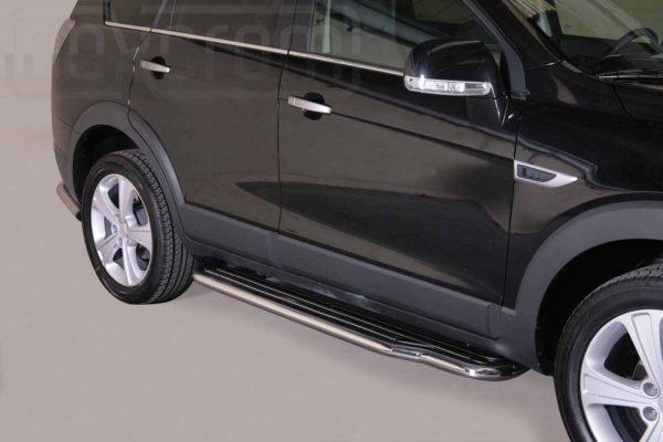 Chevrolet Captiva 2011 - Lemezbetétes oldalfellépő - mt-221