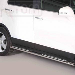Chevrolet Trax 2013 - ovális oldalfellépő betéttel - mt-111