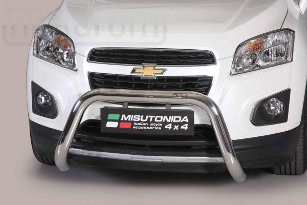 Chevrolet Trax 2013 - EU engedélyes Gallytörő rács - U alakú - mt-157