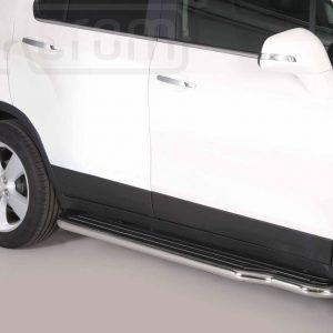 Chevrolet Trax 2013 - Lemezbetétes oldalfellépő - mt-221