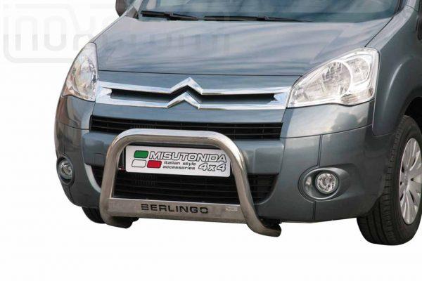 Citroen Berlingo 2008 2014 - EU engedélyes Gallytörő rács - feliratos - mt-220