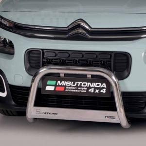 Citroen Berlingo Mwb 2018 - EU engedélyes Gallytörő rács - mt-133