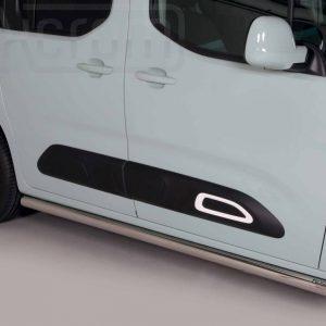 Citroen Berlingo Mwb 2018 - oldalsó csőküszöb - mt-275