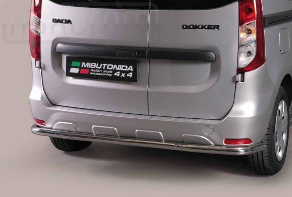 Dacia Dokker 2012 - Hátsó lökhárító - mt-229