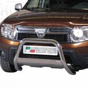 Dacia Duster 2010 2017 - EU engedélyes Gallytörő rács - mt-133