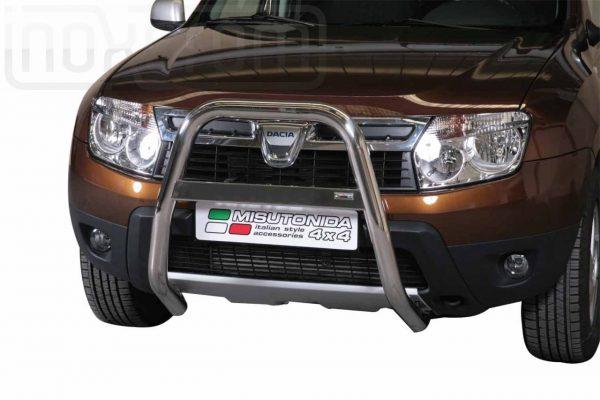 Dacia Duster 2010 2017 - EU engedélyes Gallytörő rács - magasított - mt-214