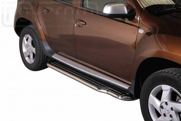 Dacia Duster 2010 2017 - Lemezbetétes oldalfellépő - mt-221
