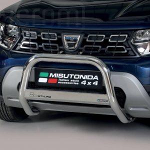 Dacia Duster 2018 - EU engedélyes Gallytörő rács - mt-133