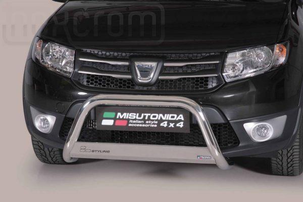 Dacia Sandero Stepway 2013 2019 - EU engedélyes Gallytörő rács - mt-133