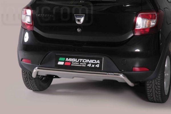 Dacia Sandero Stepway 2013 2019 - Hátsó lökhárító - mt-229