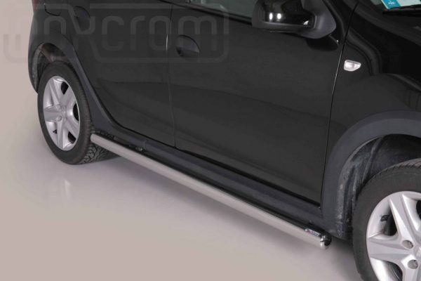 Dacia Sandero Stepway 2013 2019 - oldalsó csőküszöb - mt-275