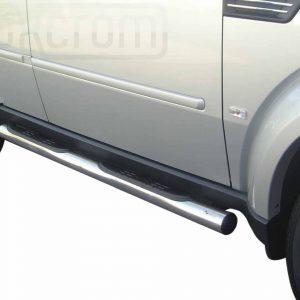 Dodge Nitro 2007 - Csőküszöb, műanyag betéttel - mt-178