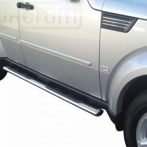 Dodge Nitro 2007 - Ovális oldalfellépő - mt-192