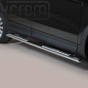 Fiat 500 X 2015 - ovális oldalfellépő betéttel - mt-111