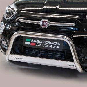 Fiat 500 X 2015 - EU engedélyes Gallytörő rács - mt-133