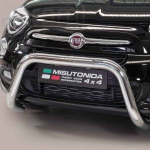 Fiat 500 X 2015 - EU engedélyes Gallytörő rács - U alakú - mt-157