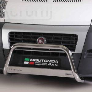 Fiat Ducato Swb Mwb 2006 2013 - EU engedélyes Gallytörő rács - mt-133
