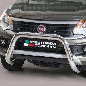 Fiat Fullback 2016 - EU engedélyes Gallytörő rács - U alakú - mt-157