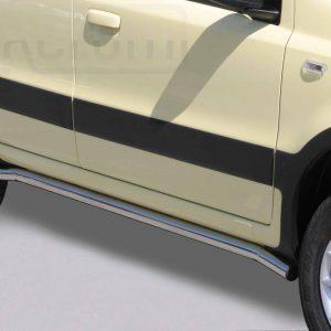 Fiat Panda 4x4 No Cross 2005 2012 - oldalsó csőküszöb - mt-275