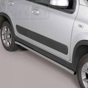 Fiat Panda 4x4 No Cross 2013 - oldalsó csőküszöb - mt-275