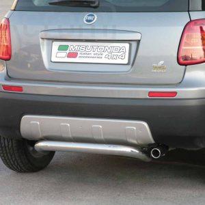 Fiat Sedici 2006 - Hátsó lökhárító - mt-229