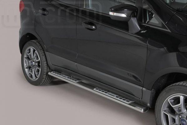 Ford Ecosport 2014 2017 - ovális oldalfellépő betéttel - mt-111
