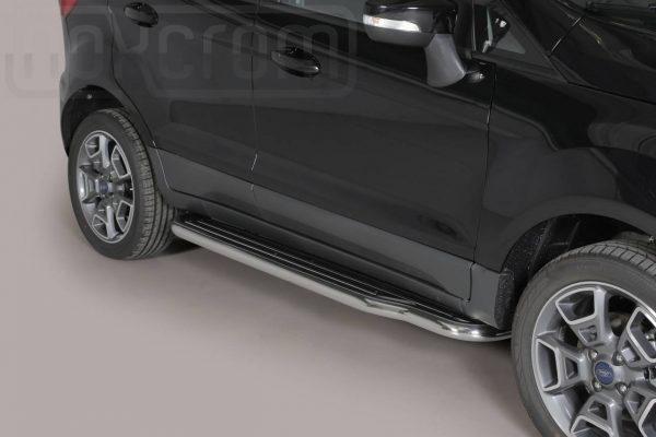 Ford Ecosport 2014 2017 - Lemezbetétes oldalfellépő - mt-221