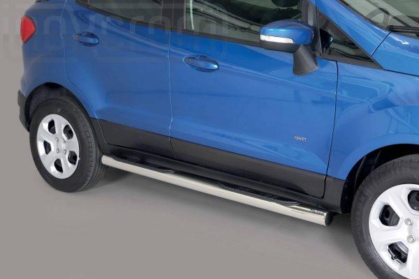 Ford Ecosport 2018 - Csőküszöb, műanyag betéttel - mt-178