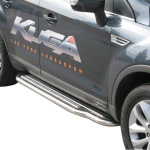 Ford Kuga 2008 2012 - Lemezbetétes oldalfellépő - mt-221