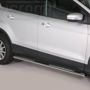 Ford Kuga 2013 2016 - ovális oldalfellépő betéttel - mt-111
