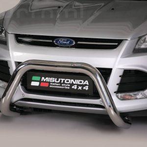 Ford Kuga 2013 2016 - EU engedélyes Gallytörő rács - U alakú - mt-157