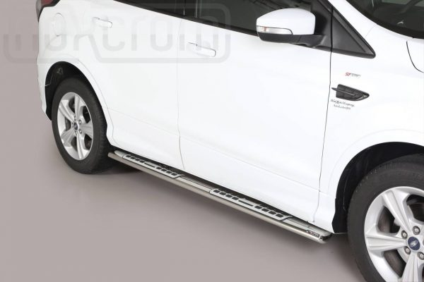 Ford Kuga 2017 - ovális oldalfellépő betéttel - mt-111