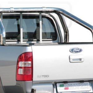 Ford Ranger Double Cab 2007 2009 - Szimpla borulásvédő - mt-248