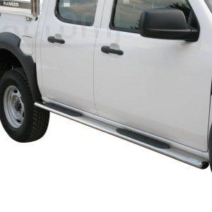 Ford Ranger Double Cab 2009 2011 - Ovális oldalfellépő - mt-192