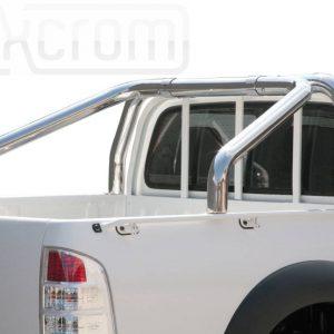 Ford Ranger Double Cab 2009 2011 - Szimpla borulásvédő - mt-249