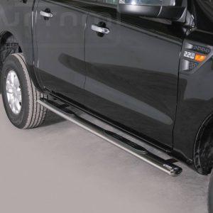 Ford Ranger Double Cab 2012 2015 - Ovális oldalfellépő - mt-192