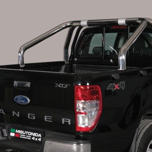 FORD RANGER DOUBLE CAB 2012-2015