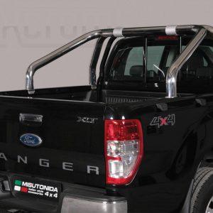 Ford Ranger Double Cab 2012 2015 - Szimpla borulásvédő - mt-251