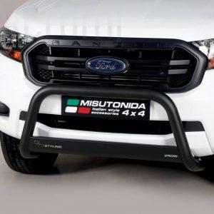 Ford Ranger Double Cab 2019 - EU engedélyes Gallytörő rács - mt-136