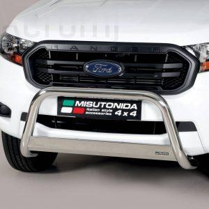 Ford Ranger Double Cab 2019 - EU engedélyes Gallytörő rács - mt-133