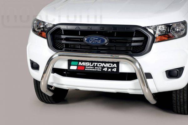 Ford Ranger Double Cab 2019 - EU engedélyes Gallytörő rács - U alakú - mt-157