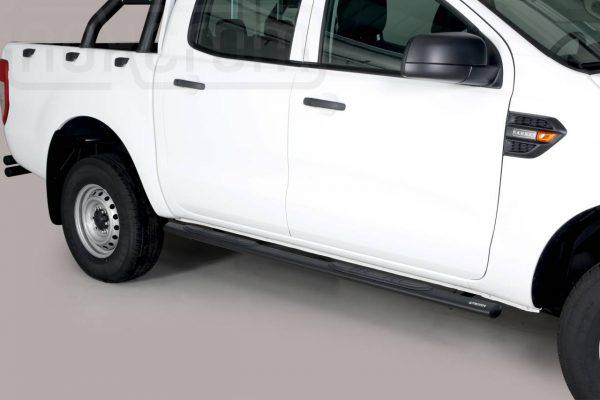 Ford Ranger Double Cab 2019 - Ovális oldalfellépő - mt-194