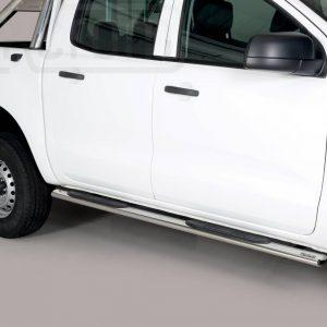 Ford Ranger Double Cab 2019 - Ovális oldalfellépő - mt-192