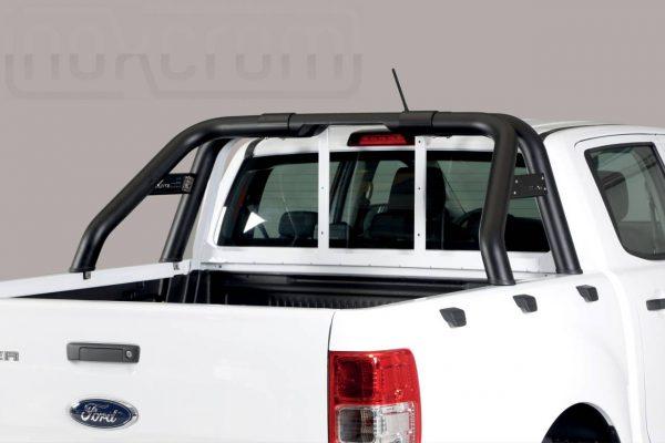 Ford Ranger Double Cab 2019 - Dupla borulásvédő - összekötővel rövid - mt-241